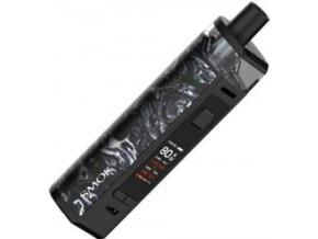 Smoktech RPM80 Pro grip Full Kit Black and White Resin