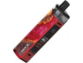 Smoktech RPM80 Pro grip Full Kit Red Stabilizing Wood
