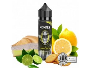 Příchuť MONKEY liquid Shake and Vape Lemon Lady V2 12ml