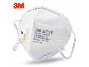 Respirátor 3M FFP2 maska 9002