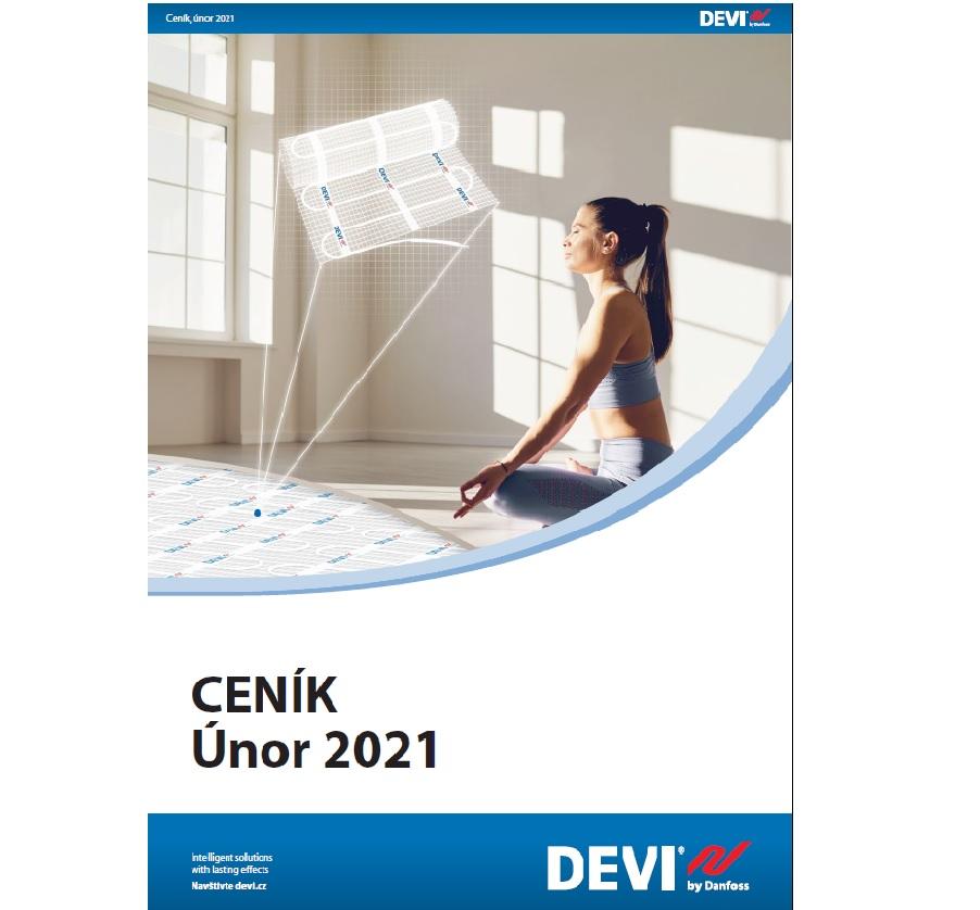Nové ceny DEVI od 1.2.2021