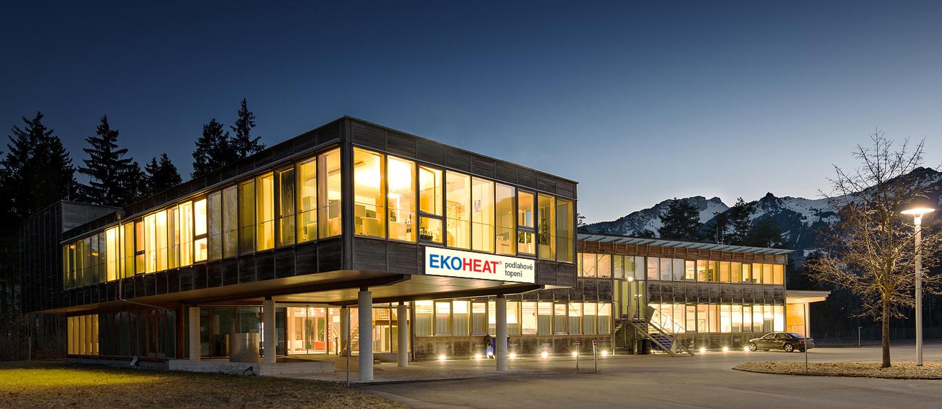 EKOHEAT Banner dům
