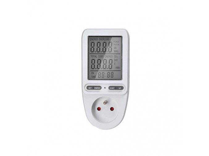 Solight digitální měřič spotřeby el. energie DT27
