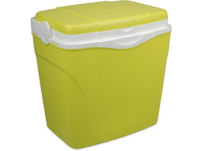 chladící box Antarctica 32l zelenožlutý 2