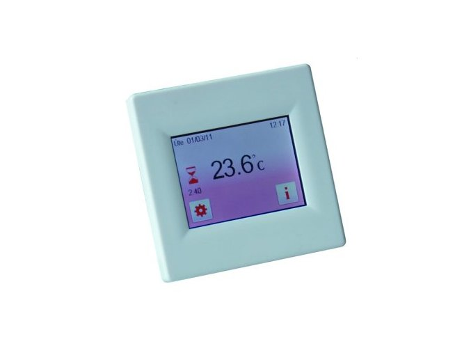termostat TFT