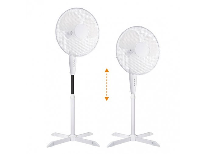 Ventilátor stojanový 40cm 1S22 5