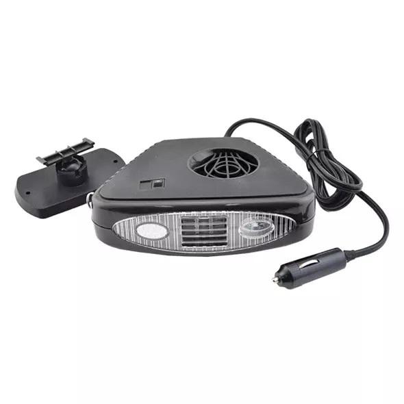 Vyhřívání automobilových oken 12V/180W, nezávislé topení, 3in1 (topení/ventilátor/LED lampa)