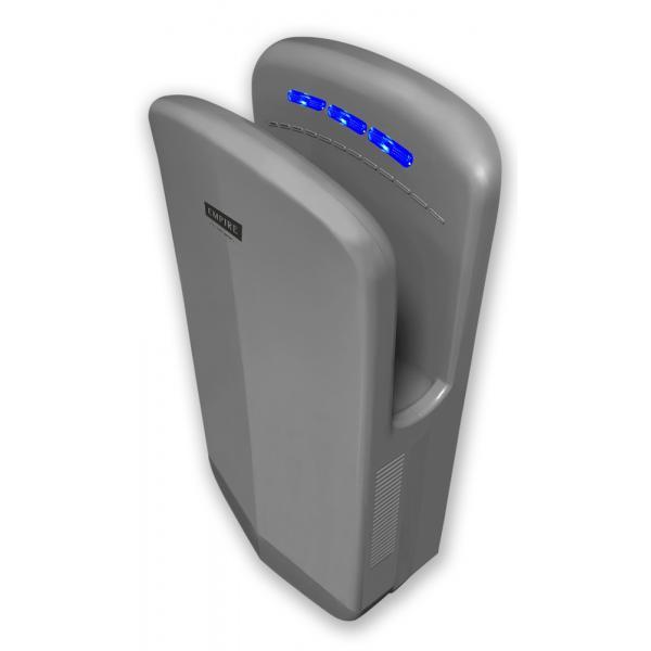 EMPIRE X DRY AUTOMATIC tryskový osoušeč rukou ABS PLAST Stříbrný