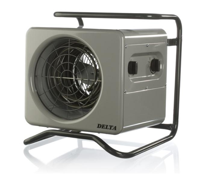 JEVI DELTA 9000 - teplovzdušný ventilátor 9000W, IPX4