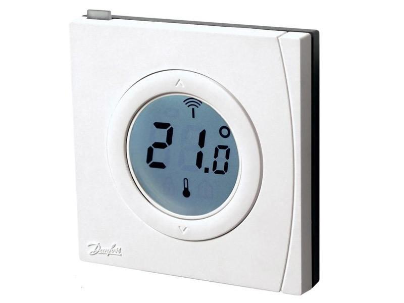 DEVI Devilink RS - bezdrátový pokojový termostat