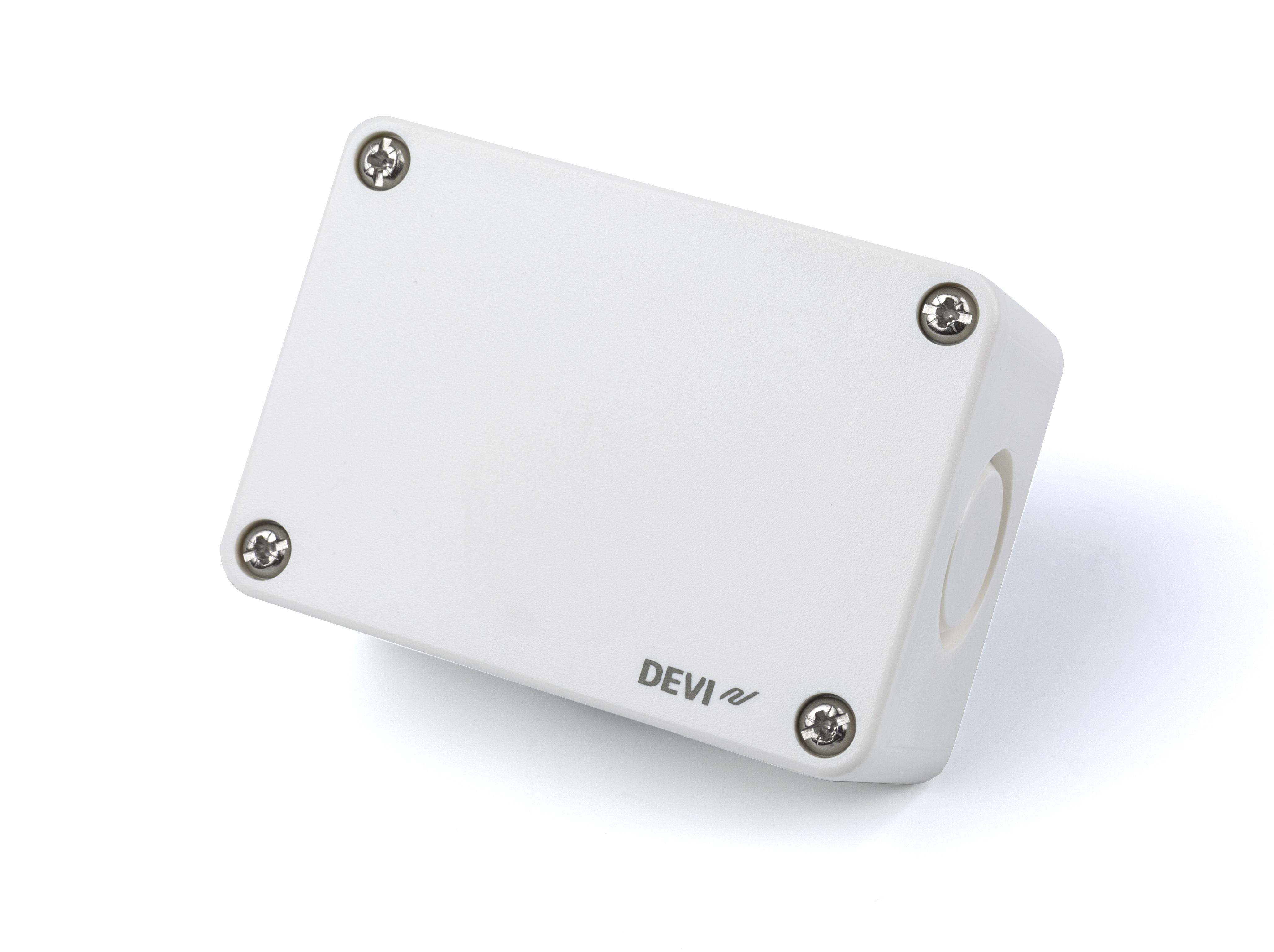Snímač teploty prostorový NTC IP44 DEVI