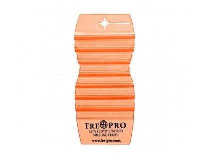 gélová záveska oranžová