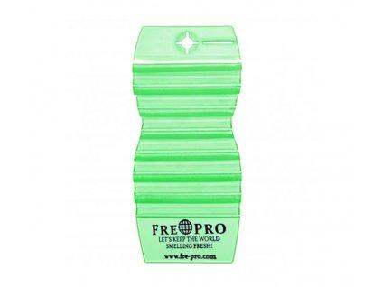 FRE-PRO Hang Tag - Vonná gélová záveska - zelená - uhorka a melón