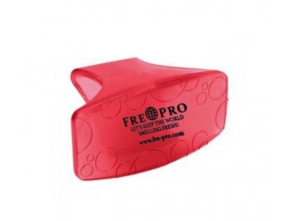 FRE-PRO Bowl Clip - záveska na WC - purpurová - korenisté jablko