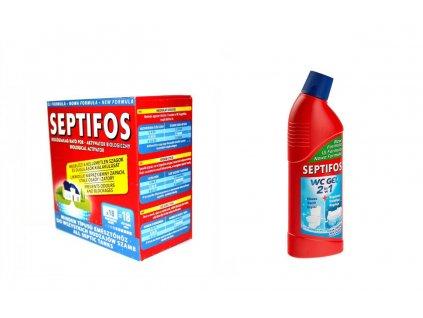 Septifos WC čistič