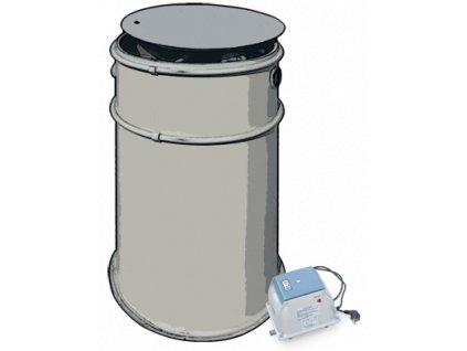 Malá čistička odpadových vôd typu VH-L