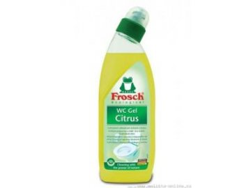 Frosch WC gel Citrón 750 ml