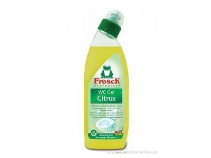 Frosch WC gel Citrón 750 ml