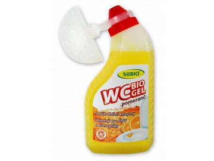 wc bio gel pomaranc