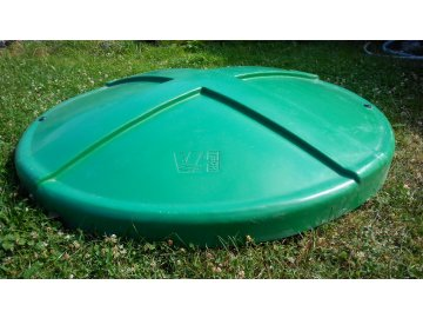 Kryt zelený pre ČOV VH6L alebo VH6