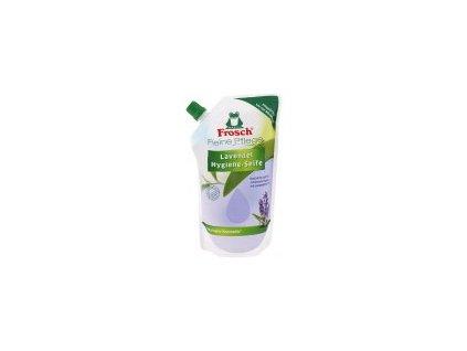 Frosch Tekuté mydlo Levanduľa 500 ml náhradná náplň