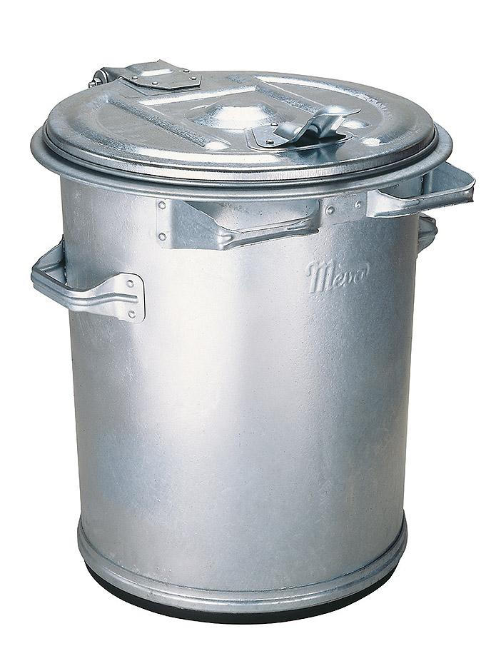 Kovové popelnice