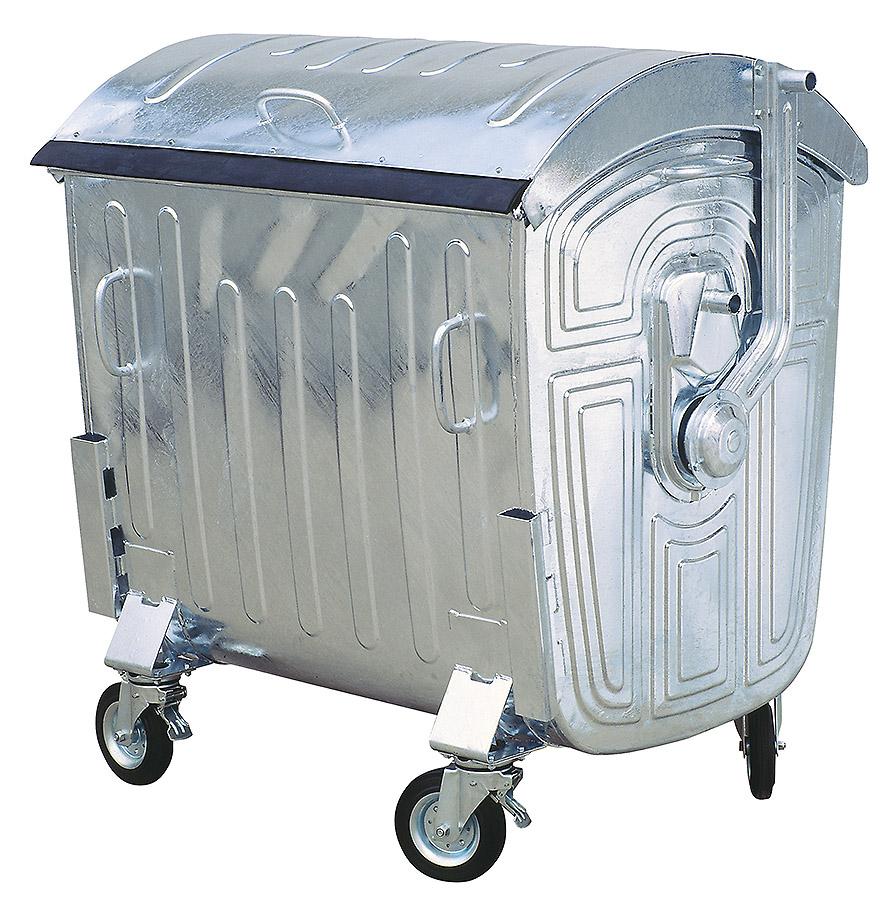 Kovové kontejnery