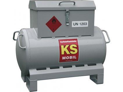 Mobilní kovové na Benzín