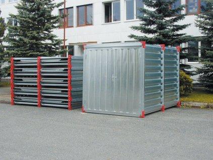 Skládací kontejnery