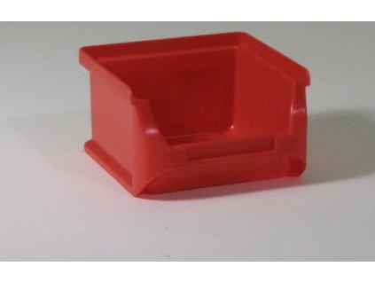 Plastové zásobníky