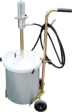 Pneumatické pumpy