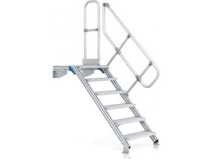 Z600 Průmyslové schody