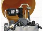 Doplňky kovových nádrží