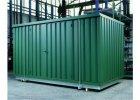 Kontejnery pro skladování chemikálií