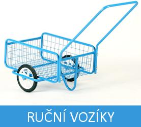 Ruční vozíky