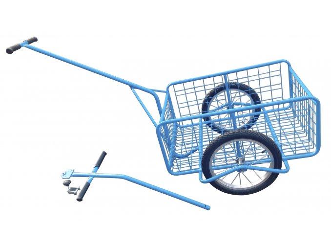 1443 5 rucni dvoukolovy vozik za kolo 100kg