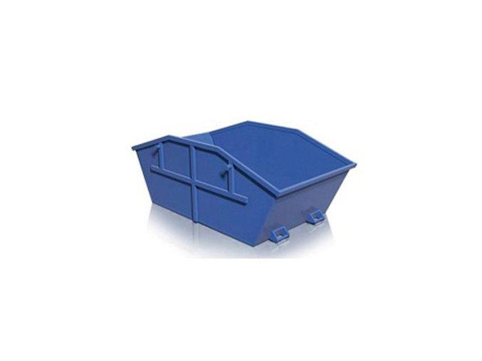 Vanový kontejner otevřený 5,5 m3