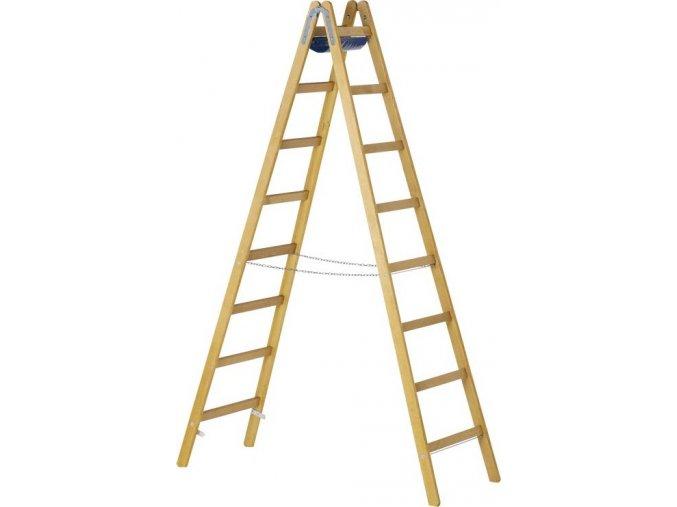 4416 3 crestamax b dreveny stojaci zebrik stafle 2 93 m