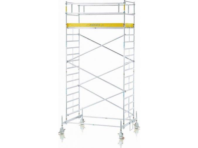 5244 2 z600 leseni s pohyblivym ramem sirka 1 35 m 12 65 m
