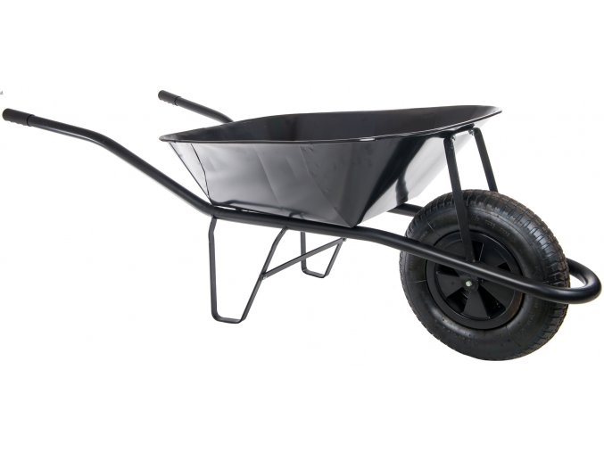 Stavební kolečko 60l s nafukovací pneumatikou KS06