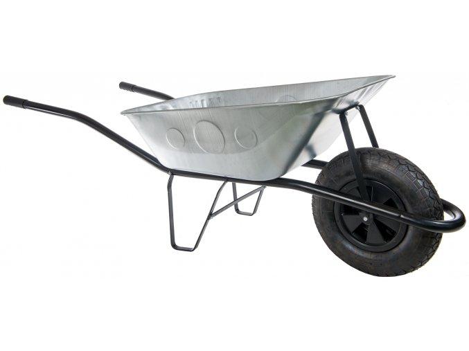 Stavební kolečko 80l s nafukovací pneumatikou KS11