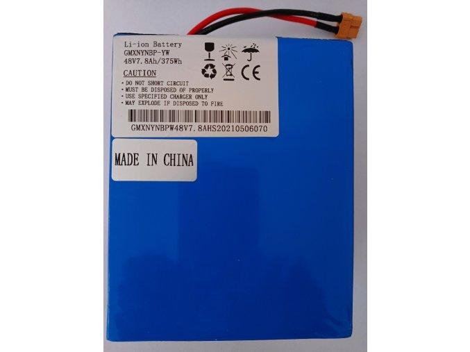 Přídavná/náhradní baterie k elektrickým kolečkům 1000W