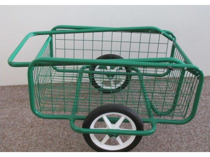 vozík POPULÁR sklopné madlo