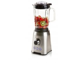 Stolní mixér se skleněnou nádobou - 1000 W - DOMO DO710BL