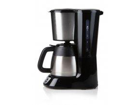 Kávovar s časovačem a termokonvicí - DOMO DO709K, 1 l