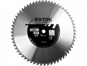 kotouč pilový s SK plátky, O 600x3,8x30mm, 60T