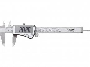 měřítko posuvné digitální nerez, 0-150mm, IP54