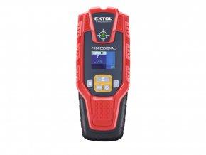 Digitální detektor k detekci skytých kovů, Extol Premium