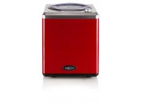 Zmrzlinovač s kompresorem - červený - Boretti B101