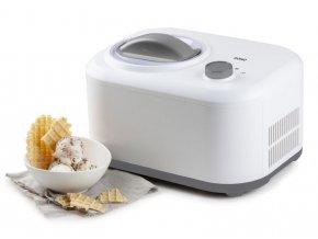 Zmrzlinovač s kompresorem - DOMO DO9243I, Objem: 1 l